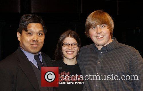 Jonathan G. Galvez, Claudia Stuart and Jacob Shoesmith-Fox...
