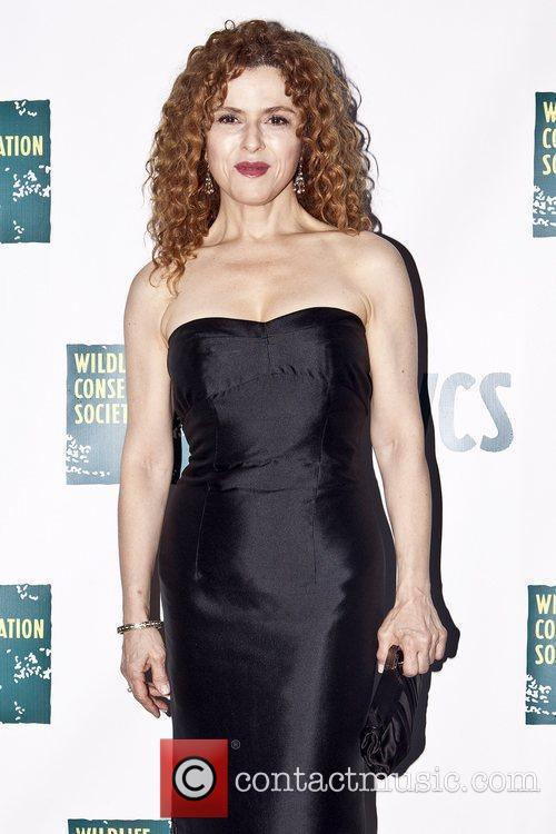 Bernadette Peters, Central Park
