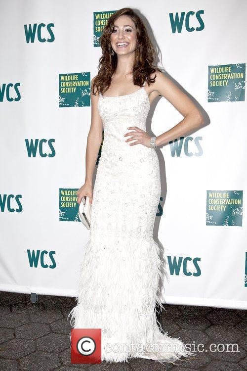 2010 Wildlife Conservation Society Gala, held at Central...