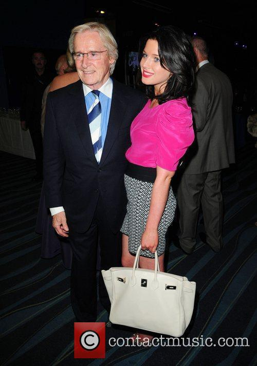 William Roache and Helen Flanagan The cast of...