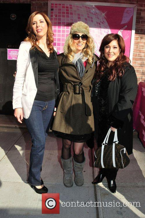 Wendy Wilson, Carnie Wilson, Chynna Phillips, Wendy Williams and Wilson Phillips 2