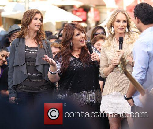Carnie Wilson, Chynna Phillips, Wendy Wilson and Wilson Phillips 2