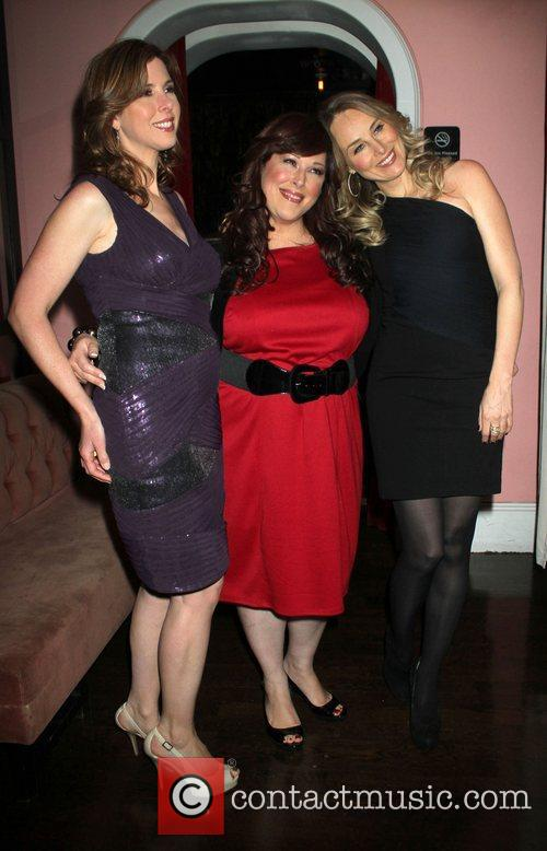Wendy Wilson, Carnie Wilson, Chynna Phillips and Wilson Phillips 3