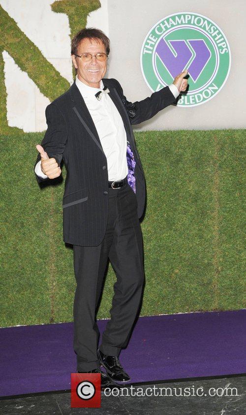 Cliff Richard  attending the 2010 Wimbledon Gala...