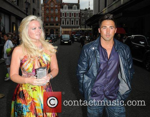 Gavin Henson and A Female Companion 5