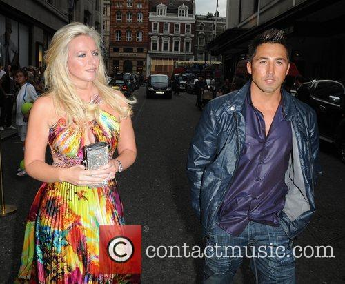 Gavin Henson and A Female Companion 4