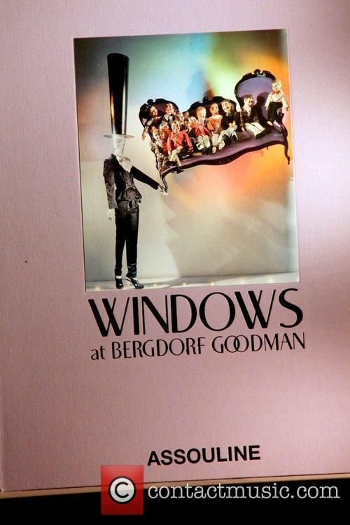 Assouline's 'Windows at Bergdorf Goodman' book party celebration...