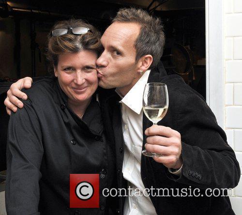 Lynn Crawford and Kevin Brauch  Gourmet Food...