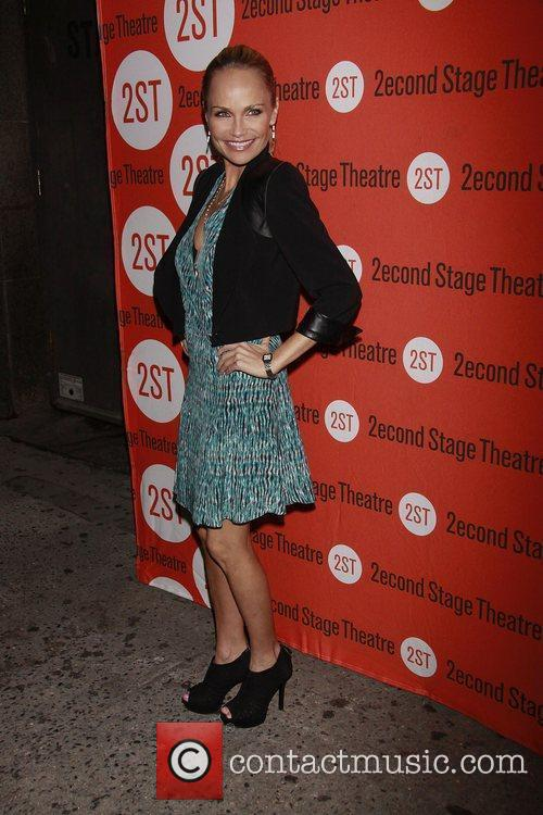 Kristin Chenoweth  Opening night of the Off-Broadway...