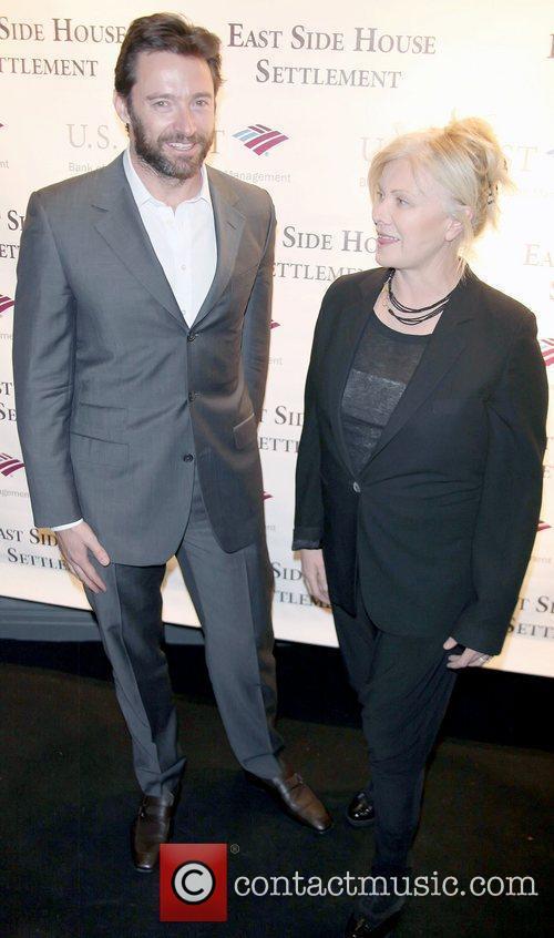 Hugh Jackman and Deborra-lee Furness 3