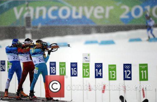 Kazakstan's Alexsandr Chervyhkov, Norway's Ole Einar and Czech's...
