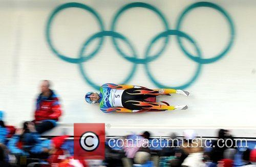 Tony Benshoof of the United States competes during...