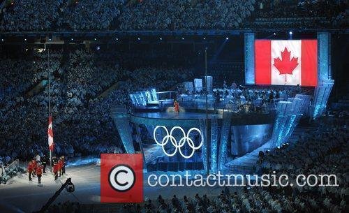 Atmosphere - The national flag of Canada is...