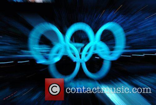 Atmosphere - The Olympic Rings The Opening ceremony...