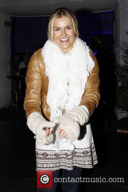 Katie Hill Winter Wonderland in Hyde Park -...