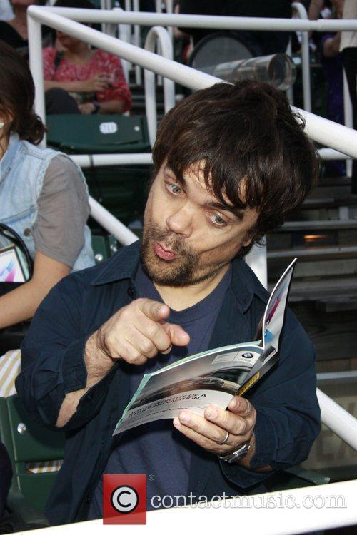 Peter Dinklage, The Winter's Tale, New York