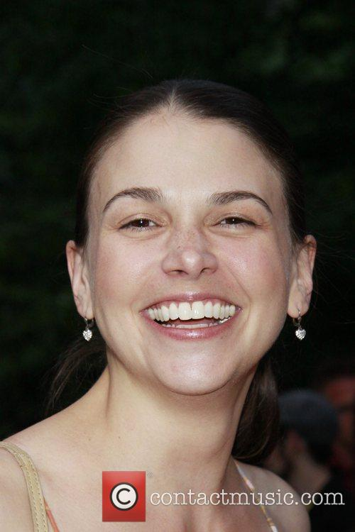 Sutton Foster Opening night of The Public Theater...