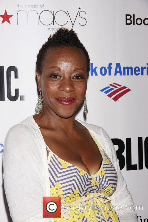 Marianne Jean-Baptiste Opening night of The Public Theater...