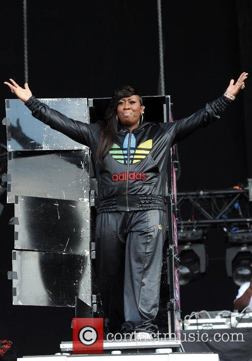 Missy Elliott 4