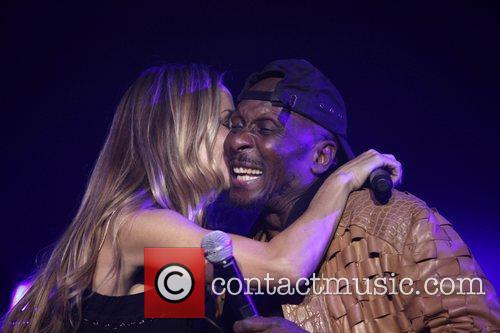 Sheryl Crow and Jimmy Cliff 4