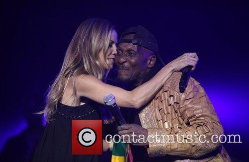 Sheryl Crow and Jimmy Cliff 5