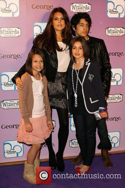 The launch of Disney Channel's 'Wizards of Waverly...