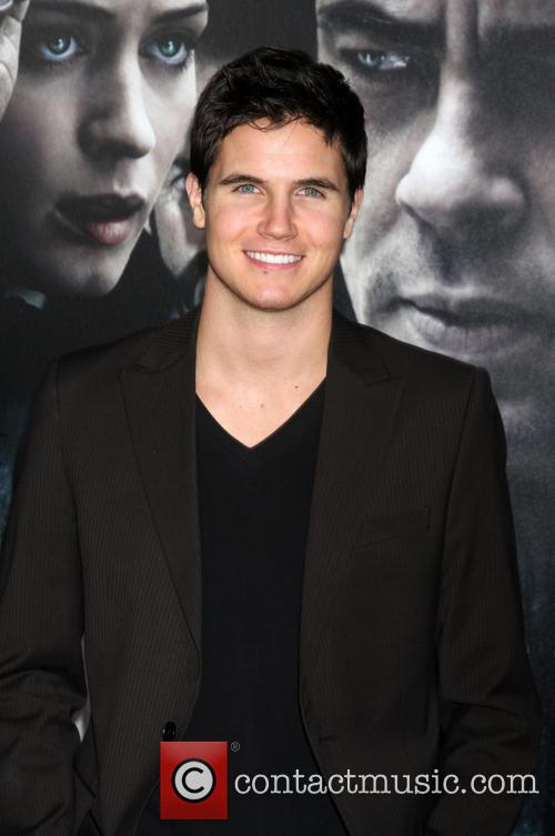 Robbie Amell Premiere of 'The Wolfman' at ArcLight...