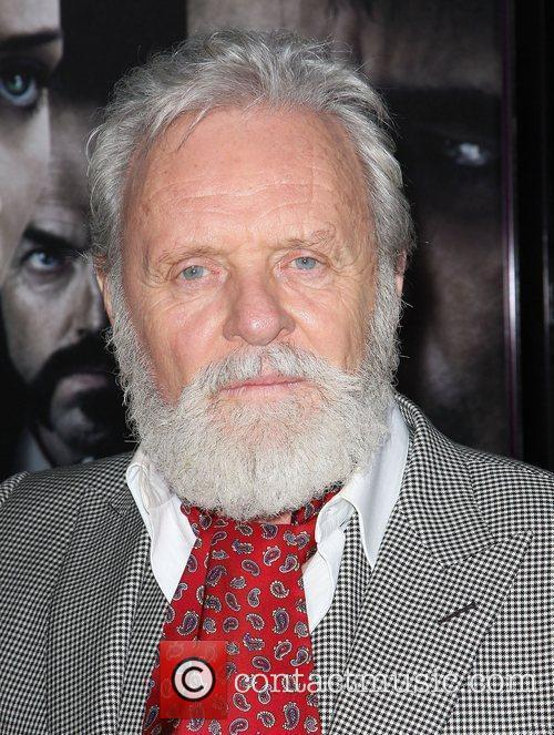 Anthony Hopkins Premiere of 'The Wolfman' at ArcLight...