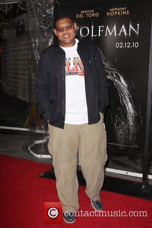 Omar Benson Miller Premiere of 'The Wolfman' at...