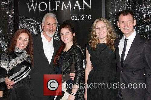 Rick Baker and Guests Premiere of 'The Wolfman'...