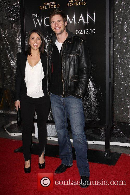 Ryan McPartlin Premiere of 'The Wolfman' at ArcLight...