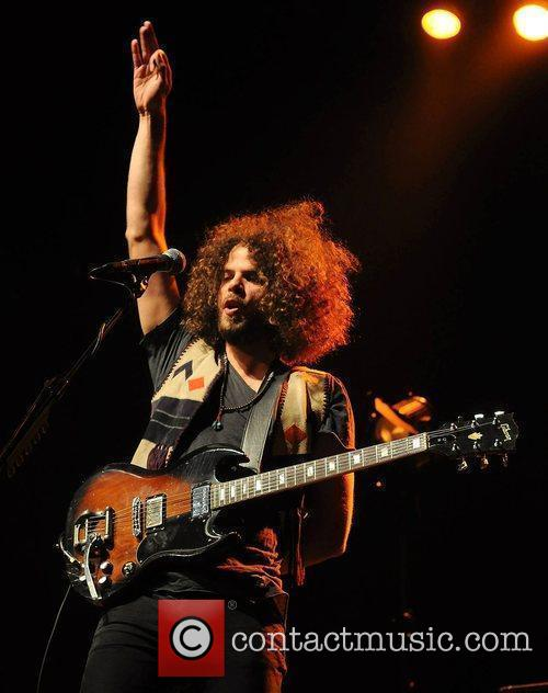 Wolfmother perfoming live at The Olympia