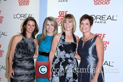 Guests Self Magazine's 3rd Annual Women Doing Good...