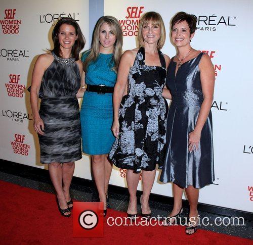 Self Magazine's 3rd Annual Women Doing Good Awards...