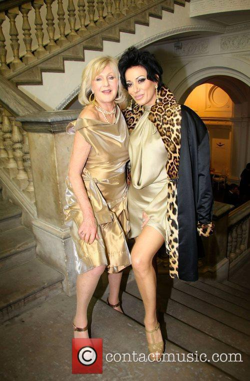 Nancy Dell'Olio and Liz Brewer 1