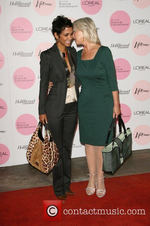 Halle Berry and Helen Mirren 3