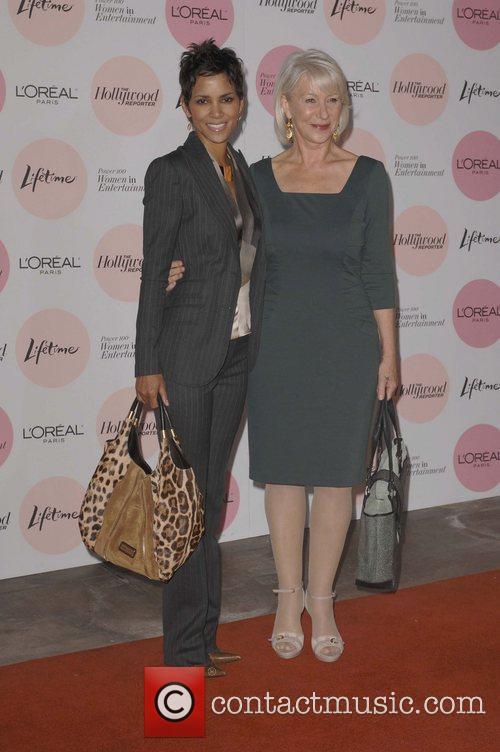 Halle Berry and Helen Mirren 1