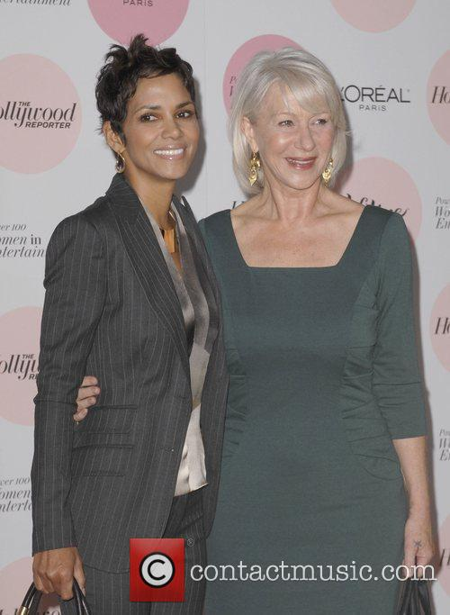 Halle Berry and Helen Mirren 8