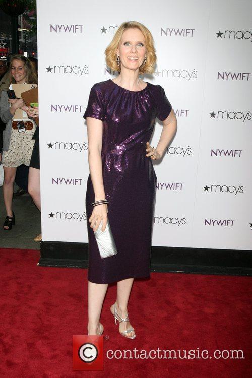 Cynthia Nixon  'The New York Women In...