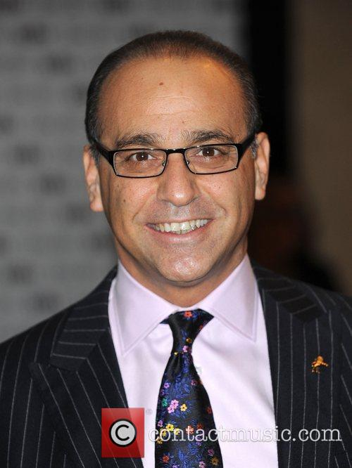Theo Paphitis The 2010 Sky 3D Women in...