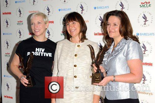 Annie Lennox, Guest, Shara Brice The Women of...