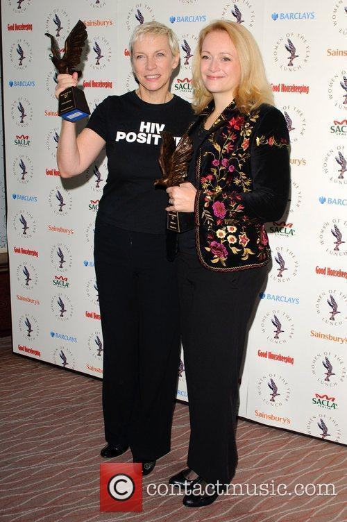 Annie Lennox and Susie Hart The Women of...