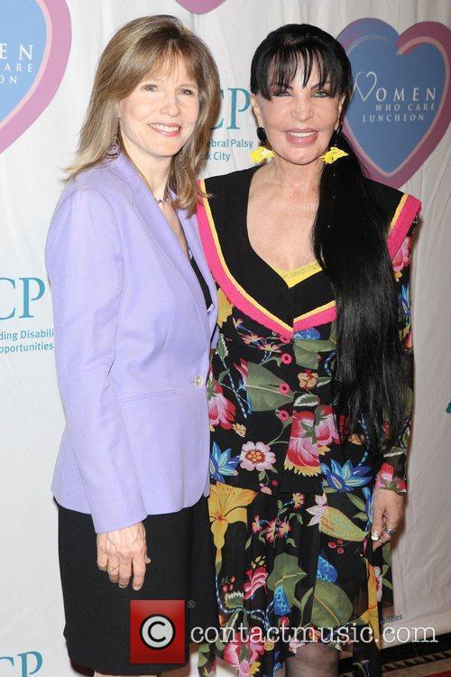 Donna Hanover and Loreen Arbus The 9th annual...
