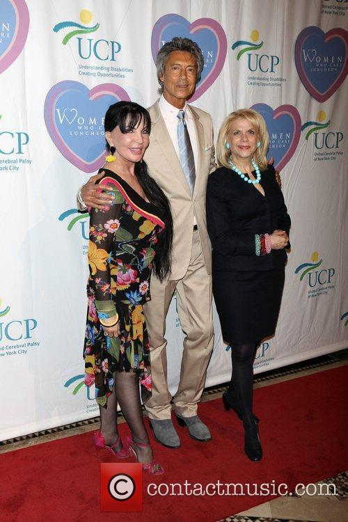 Francine LeFrak, Tommy Tune and Loreen Arbus The...