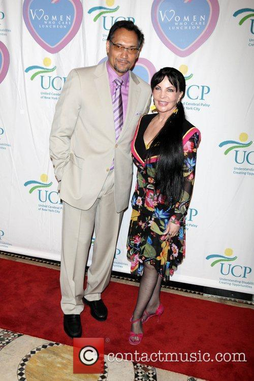 Jimmy Smits and Loreen Arbus 5