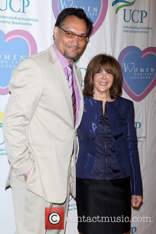 Jimmy Smits and Linda Kaplan Thaler 4