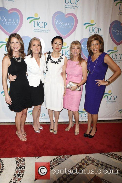 Natalie Morales, Meredith Vieira, Ann Curry, Kathie Lee...