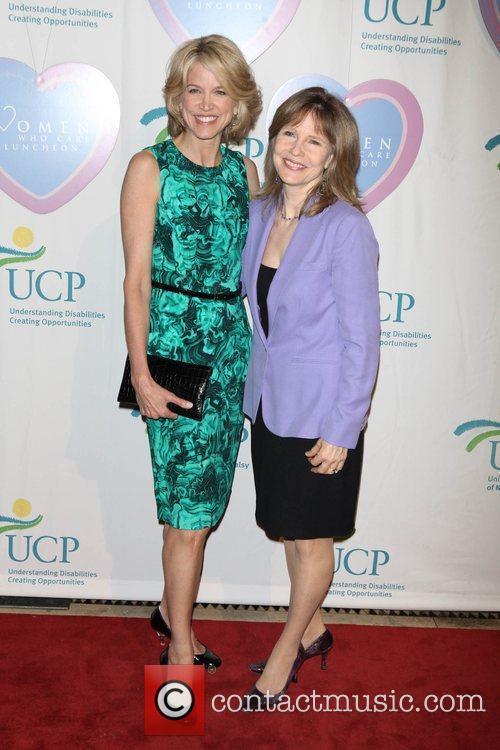 Paula Zahn and Donna Hanover The 9th annual...