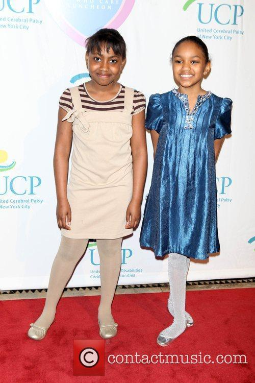 Sacha Stewart-Coleman and Eden Ducan-Smith The 9th annual...