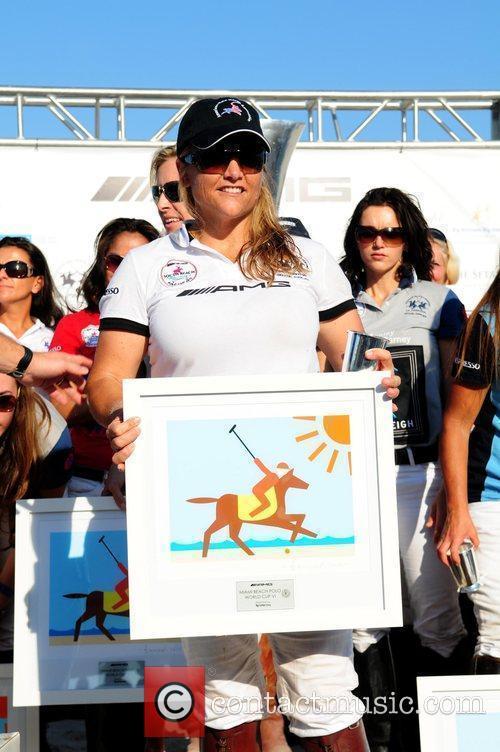 Sunny Hale 2010 AMG South Beach Women's Polo...